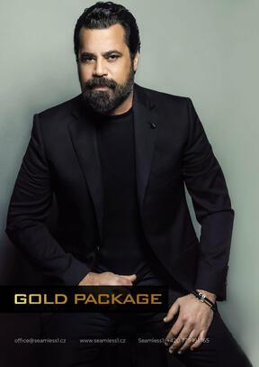 Mounir Gold Package