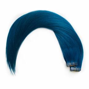 Electric Blue Virgin 55 cm
