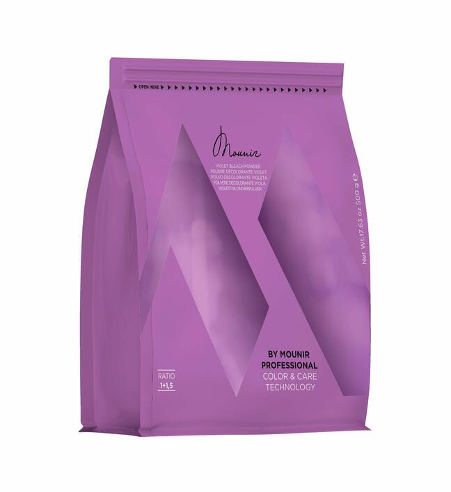 Violet Bleach Powder
